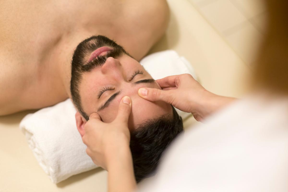 massage de tête access bar au cabinet de valérie verrier à montmorency